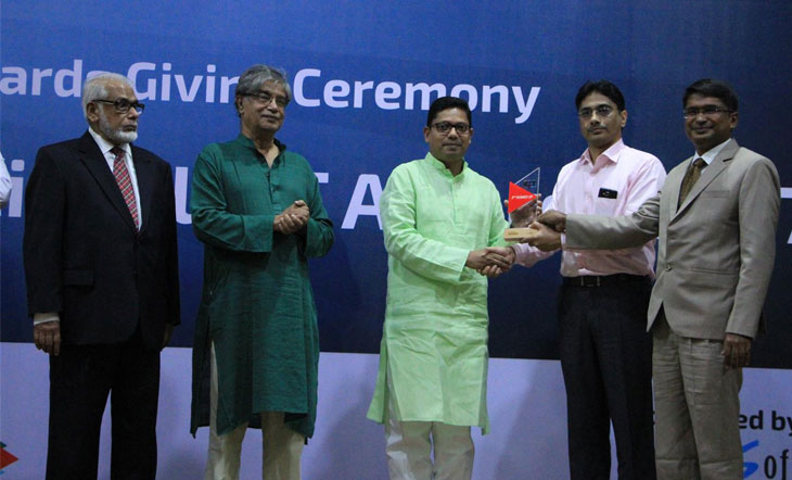 Recognition of Flora Systems Limited's contribution to ICT sector