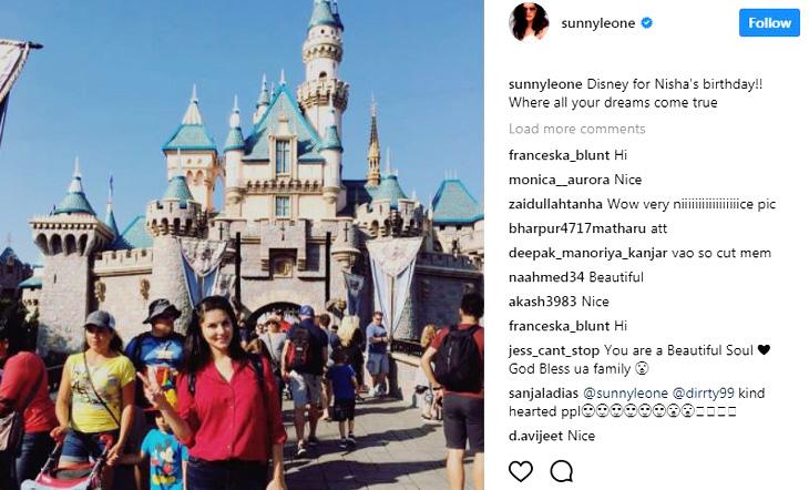 Disney's Sunny Sonny birthday