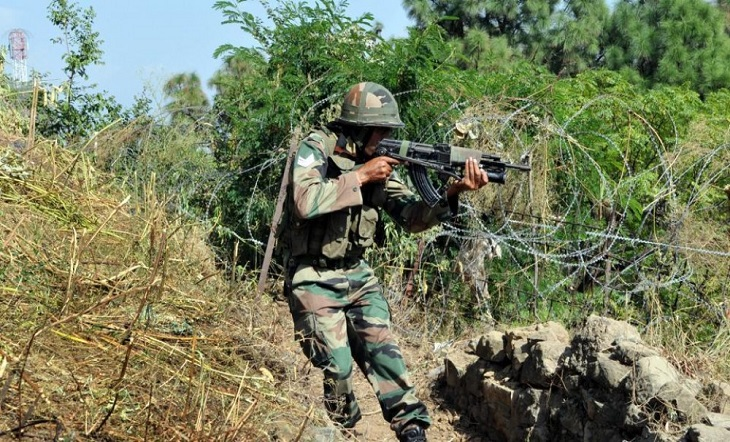 3 Indian soldiers killed by Pakistani Rangers firing in Kashmir