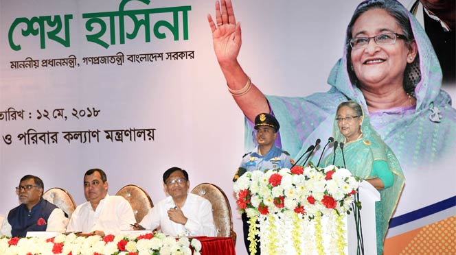 Bangladesh has conquered space through satellites: PM