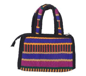 Ladies Handloom Handbag
